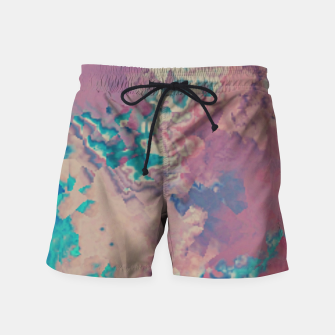 Path of Scrambles Swim Shorts obraz miniatury