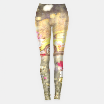Thumbnail image of Beatle Bug Leggings, Live Heroes