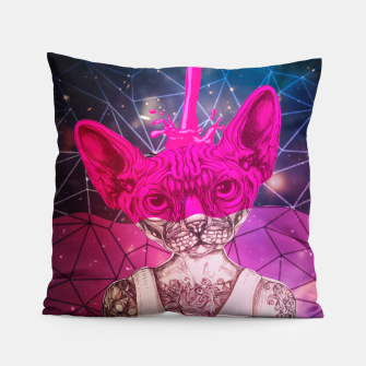 Thumbnail image of Sphynx COLOR Pillow, Live Heroes