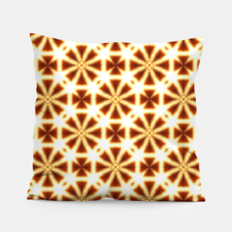 Thumbnail image of Spiraled Designed Pillow, Live Heroes