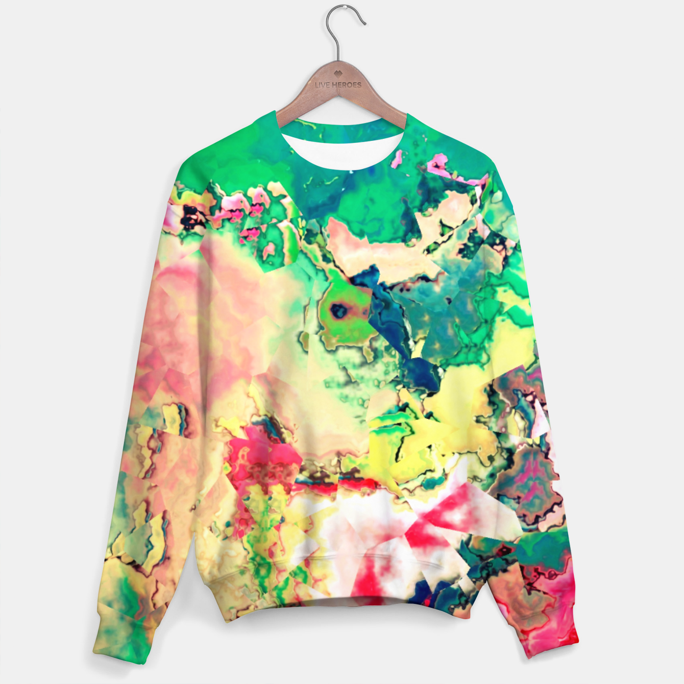 Zdjęcie Happy Colors Sweater - Live Heroes