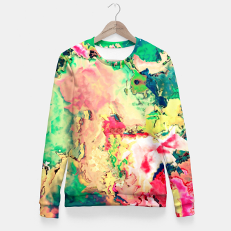 Miniature de image de Happy Colors Fitted Waist Sweater, Live Heroes