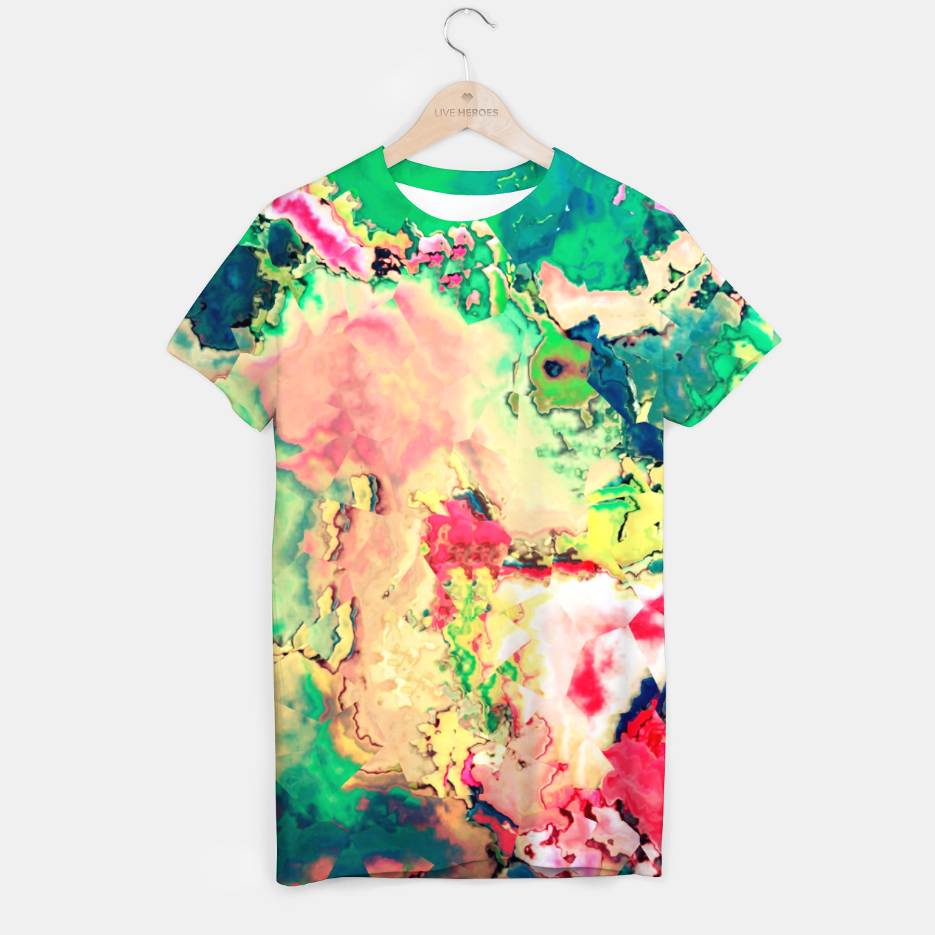 Zdjęcie Happy Colors T-shirt - Live Heroes