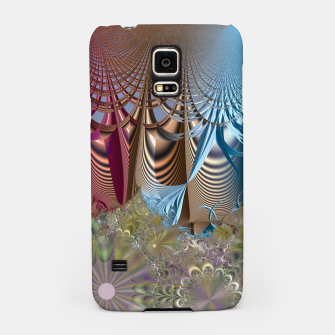 Seasons and elements - Fractal design Samsung Case thumbnail image