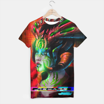 """Thumbnail image of CYBER GEISHA """"ACID RED"""", Live Heroes"""