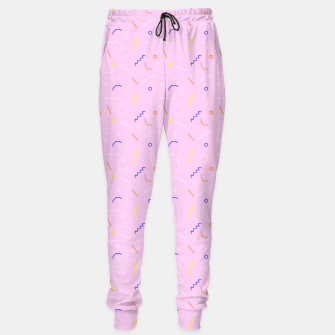 Thumbnail image of Old School Subtlety Sweatpants, Live Heroes