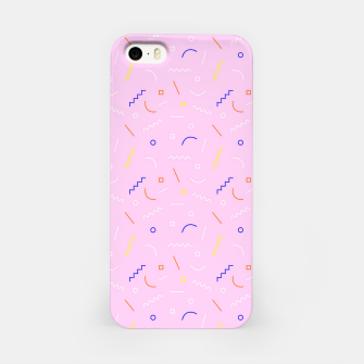 Thumbnail image of Old School Subtlety iPhone Case, Live Heroes