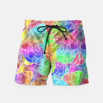 Thumbnail image of butterfly Swim Shorts, Live Heroes