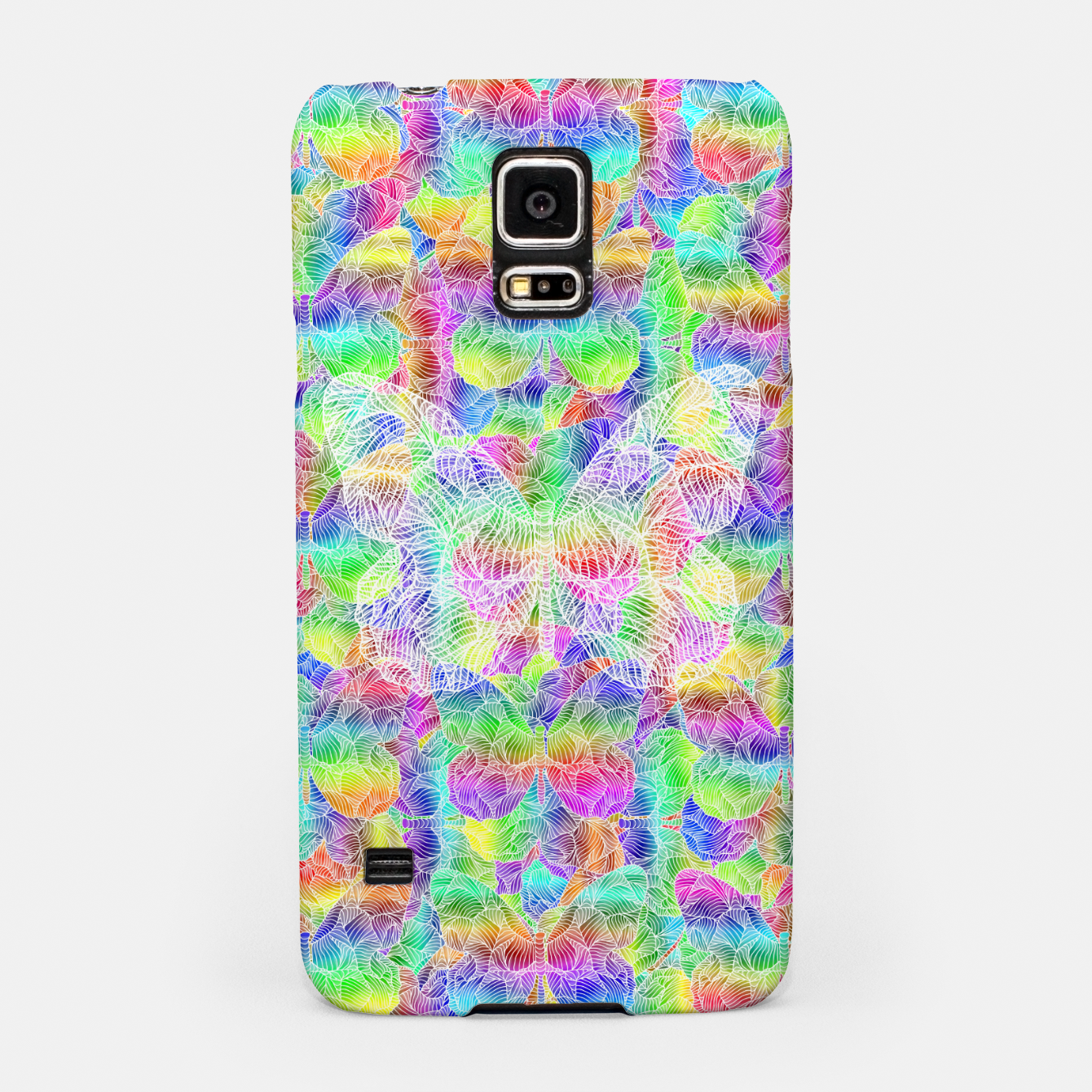 Image of butterfly Samsung Case - Live Heroes