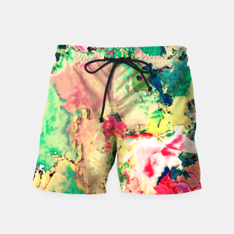 Miniature de image de Happy Colors Swim Shorts, Live Heroes