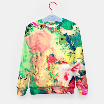 Miniature de image de Happy Colors Kid's Sweater, Live Heroes