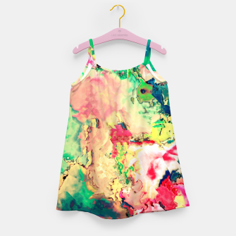Happy Colors Girl's Dress obraz miniatury