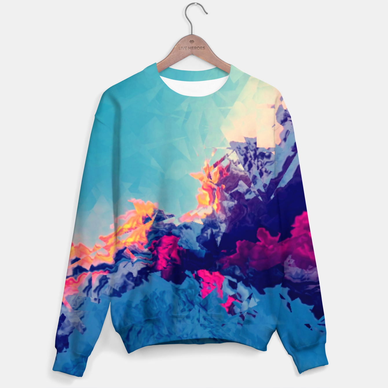 Zdjęcie Rise Sweater - Live Heroes