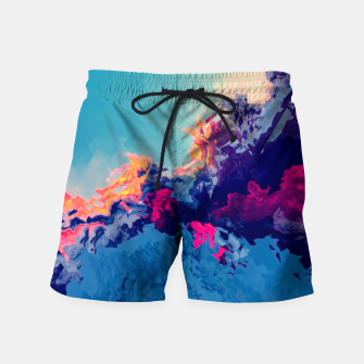 Thumbnail image of Rise Swim Shorts, Live Heroes