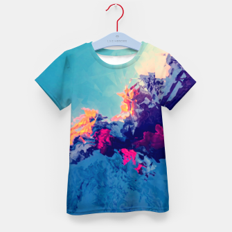 Thumbnail image of Rise Kid's T-shirt, Live Heroes