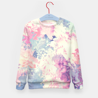Pastel Dreams Kid's Sweater obraz miniatury