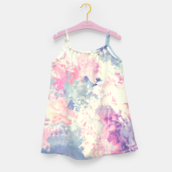 Pastel Dreams Girl's Dress obraz miniatury