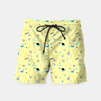 Miniaturka That Funky Creamy Flow Swim Shorts, Live Heroes