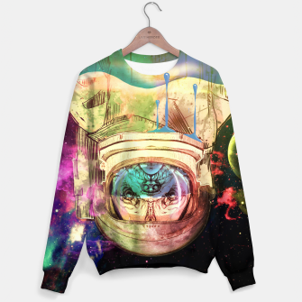 Astronault Pug COLOR Sweater Bild der Miniatur