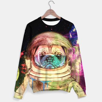 Thumbnail image of Astronault Pug COLOR Sweater, Live Heroes