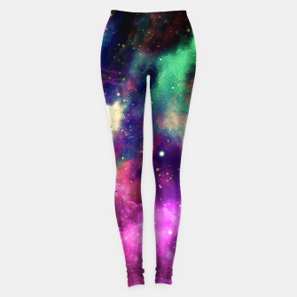 Astronault Pug COLOR Leggings Bild der Miniatur