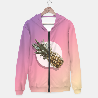 Thumbnail image of pineapple Hoodie, Live Heroes