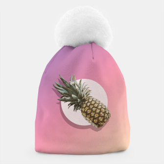 Thumbnail image of pineapple Beanie, Live Heroes