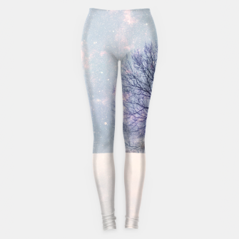 Thumbnail image of Missing Worlds Leggings, Live Heroes
