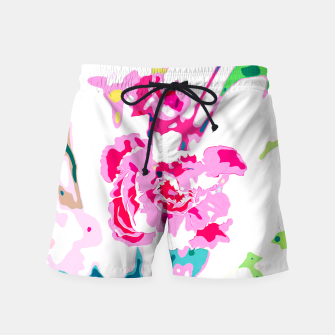 Thumbnail image of Trouvaille Swim Shorts, Live Heroes