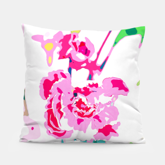 Thumbnail image of Trouvaille Pillow, Live Heroes