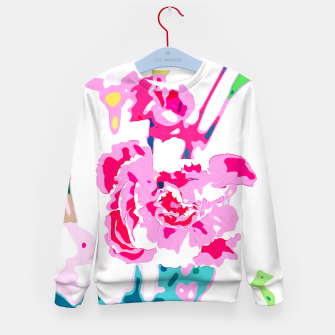 Thumbnail image of Trouvaille Kid's Sweater, Live Heroes