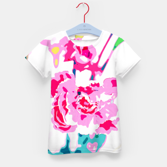 Thumbnail image of Trouvaille Kid's T-shirt, Live Heroes