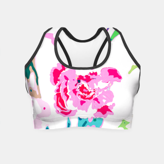 Thumbnail image of Trouvaille Crop Top, Live Heroes