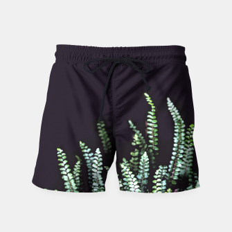 Thumbnail image of Dark Nature Swim Shorts, Live Heroes