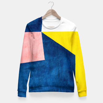 Thumbnail image of Abstracta Fitted Waist Sweater, Live Heroes
