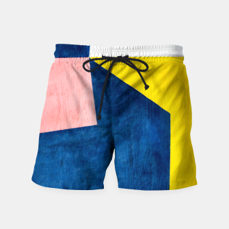 Thumbnail image of Abstracta Swim Shorts, Live Heroes