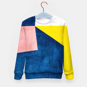 Thumbnail image of Abstracta Kid's Sweater, Live Heroes
