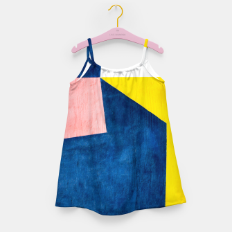 Thumbnail image of Abstracta Girl's Dress, Live Heroes