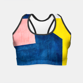 Thumbnail image of Abstracta Crop Top, Live Heroes