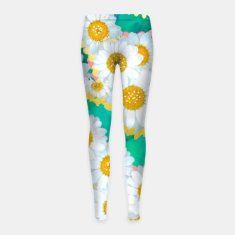 Thumbnail image of Isabella Girl's Leggings, Live Heroes