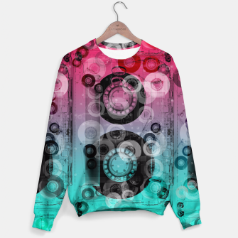 Thumbnail image of TAPES V2 Sweater, Live Heroes