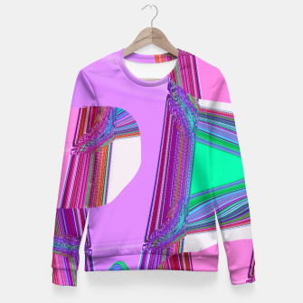 Pinklandia Fitted Waist Sweater thumbnail image