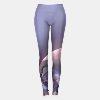 Thumbnail image of Pinky purple Leggings, Live Heroes