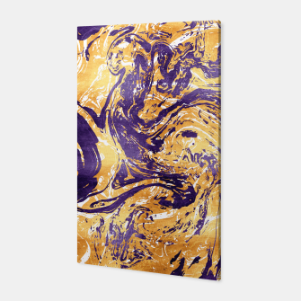 Miniatur Abstract Marble Canvas, Live Heroes