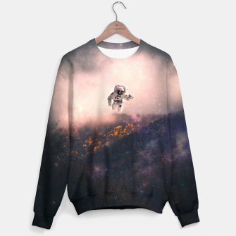 Thumbnail image of Heroes in Space Sweater, Live Heroes