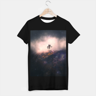 Thumbnail image of Heroes in Space T-shirt regular, Live Heroes