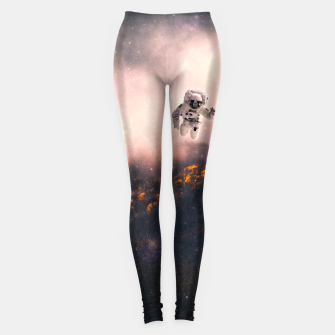 Thumbnail image of Heroes in Space Leggings, Live Heroes