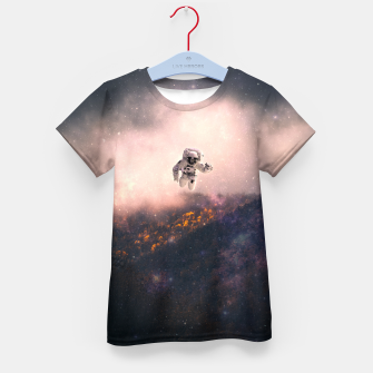 Thumbnail image of Heroes in Space Kid's T-shirt, Live Heroes