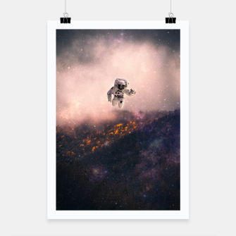 Thumbnail image of Heroes in Space Poster, Live Heroes