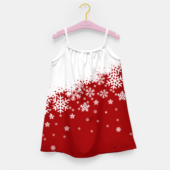 Imagen en miniatura de Xmas Snow 01 Girl's Dress, Live Heroes